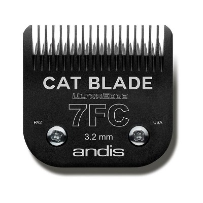 ANDIS CAT BLADES size 7F  mm 3,2