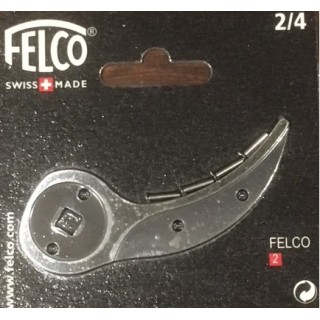 FELCO  Counter blade with rivets  F2  2/4