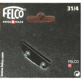 FELCO  Anvil with screws  F31/4