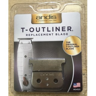 ANDIS replacement  blade for  T-OUTLINER