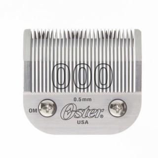 OSTER Lama staccabile Tipo   000 da 0,5 mm  Mod.