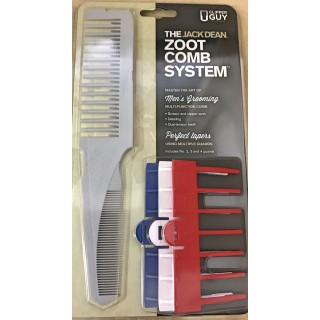 DENMAN snap on clipper guards Zoot