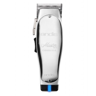 "ANDIS  Professional Clipper  "" MASTER CORDLESS LITHIUM-ION CLIPPER"""