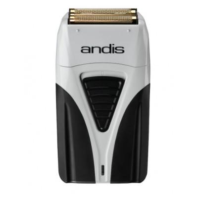 ANDIS   cord/cordless TS-2 – ProFoil Lithium Ion Titanium Foil Shaver