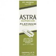 ASTRA Platinum 100  lame da barba