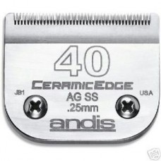 ANDIS  USA Testina  A5  CERAMIC EDGE  #40
