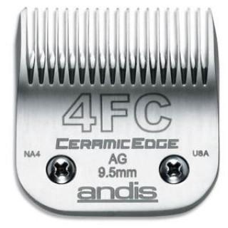 ANDIS  USA blade  A5  CERAMIC EDGE  #4F 9,5 mm