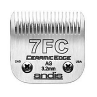 ANDIS  USA blade   A5  CERAMIC EDGE  #7F  3,2 mm.