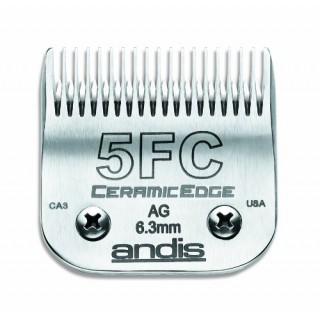 ANDIS  blade  A5  CERAMIC EDGE  #5F - 6,3 mm