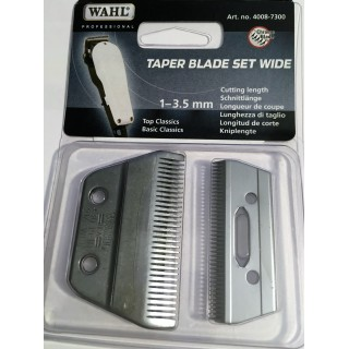 WAHL  TAPER BLADE SET WIDE  1-3,5 mm