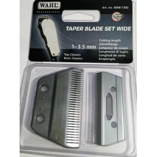 WAHL  TAPER BLADE SET WIDE  1-3,5 mm