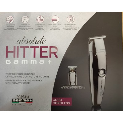 GAMMA+ Absolute HITTER  TRIMMER