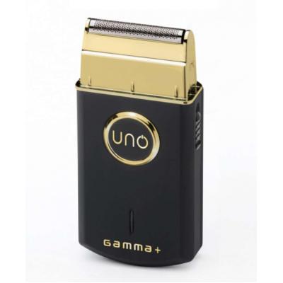 GAMMA + UNO Professional Single Blade Wireless Portable Razor
