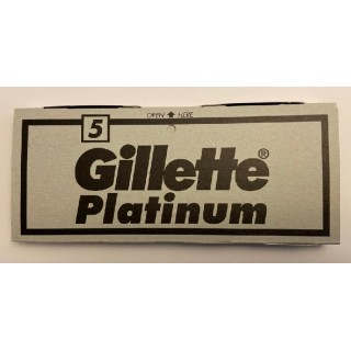 GILLETTE  Blades   PLATINUM