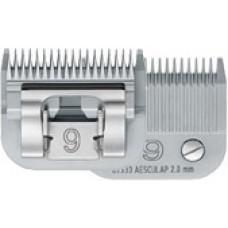 AESCULAP Testina SNAP ON CUTTER HEAD  Misura 9, mm 2   GT333