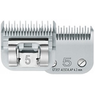 AESCULAP blade  A5 size 5, mm 6,3   GT357