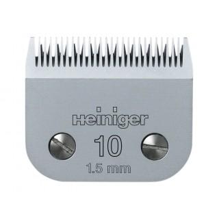 HEINIGER blade # 10 1.5 mm.