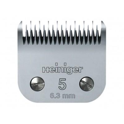 HEINIGER blade # 5f  6,3 mm.