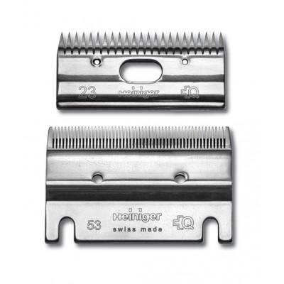 Heiniger blade set 53/23 surgical