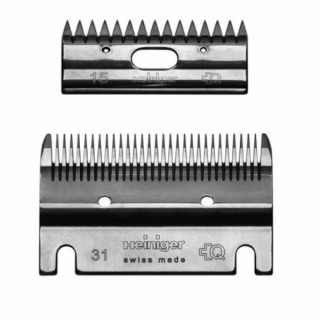 Heiniger   clipper blade set   31/15