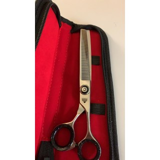 "SCISSOL  thinning scissor    Size  7""  42 Teeth"