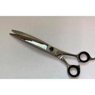 SCISSOL   micro-toothed scissors, CURVED 8 Inch