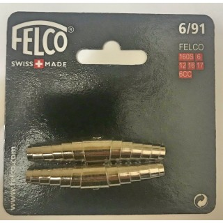 FELCO kit 2 springs mm 58 f 6-12-16-17-160s