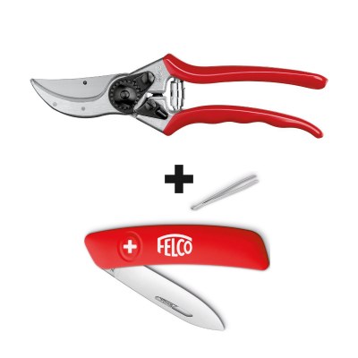 FELCO 2 + FELCO SWISS KNIFE