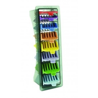 WAHL Colored combs set